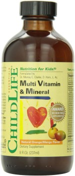 ChildLife Essentials Multi Vitamin and Mineral