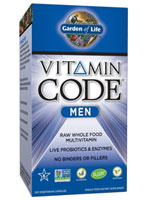 Garden of Life Vitamin Code For Men