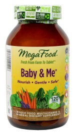 MegaFood Baby & Me Prenatal Vitamins