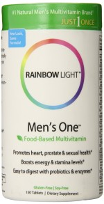 Rainbow Light Men