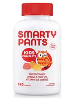 SmatyPants Kids Complete Gummy Vitamins