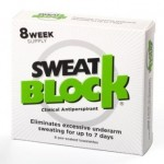 SweatBlock Antiperspirant Towelettes