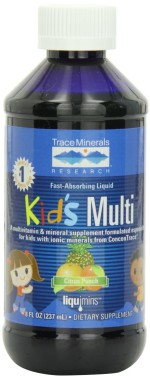 Trace Minerals Research Kids Multivitamin