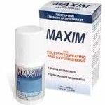 Corad Healthcare Maxim Prescription Strength Antiperspirant & Deodorant